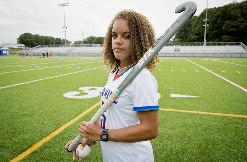In its success and dreams of more, Old Mill field hockey looks to its captain