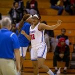 Amani Watts lights out to keep Old Mill girls basketball unbeaten in county play