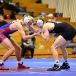 Old Mills Cohenour wins 3A/4A East Regional Wrestling Title