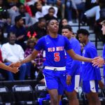 Old Mill Boy's Basketball beats Meade