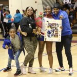 Cheer Senior Night 2020