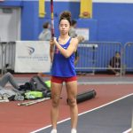Patriots Perform Well at the State Indoor Track and Field Championships