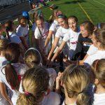 Girls Soccer ranked #10 in State