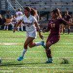 Girls Soccer Ranked #4