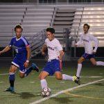 Boys Soccer Advances
