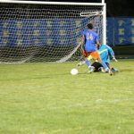 Washburn High School Boys Varsity Soccer beat Edison High School 13-0