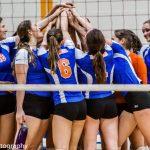 Girls Volleyball Play Wednesday