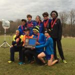 Cross Country Makes State