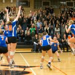 Volleyball – Section Championship Bound