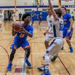 Boys Basketball Drops Opener