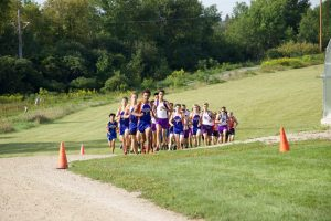 Cross Country 2016 Gale Woods SW Invite
