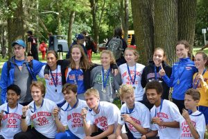 Cross Country 2016 Ron Kretsch Invite