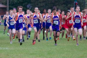 Cross Country 2016 Mustang Invitational