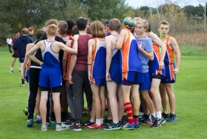 Cross Country 2016 Blaine Invitational