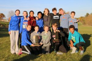 Cross Country 2016 Minneapolis City Conference