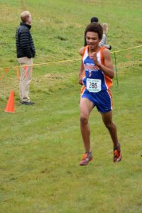 Cross Country 2016 6AA Section Meet