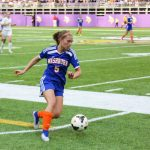 Soccer Loses Tough One