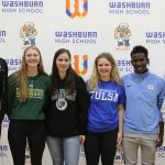 Washburn Student-Athletes Sign