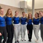 5th Place Finish for Washburn Gymnasts