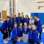 Washburn Gymnasts secure 2nd Place Finish at Minneapolis Conference Meet