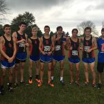 Olentangy Orange High School Boys Varsity Cross Country finishes 1st place