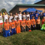 Olentangy Orange High School Boys Varsity Cross Country finishes 4th place