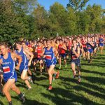 Boys Varsity Cross Country places 4th at Otterbein Invitational