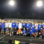 Boys Varsity Cross Country wins Centerville Saturday Night Lights Championship!