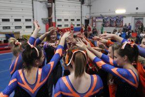 Girls Varsity Gymnastics
