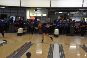Girls Bowling Pictures