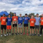 Boys Varsity Cross Country place 2nd at District Championship