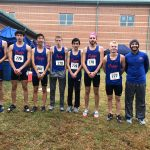 Boys Cross Country places 3rd at Regionals and Advances to State Championships