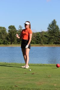 Varsity Girls Golf Photo Gallery