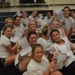 BLS Cheer Supports St. Jude Children's Research Hospital