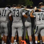 Falcon Football Team Earns Home Win Over Oakbrook Prep