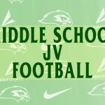 Middle School & JV Football Playoffs Thursay