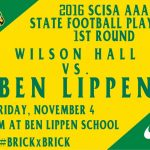 Football Ticket Presale for Friday's Home Playoff Game