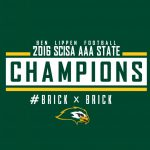 Ben Lippen Football 2016 State Champions Post Game Video