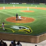 Falcons Baseball Earn Win Over Heathwood Hall