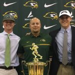 Seniors Patrick McClure & Garrison Moore Sign to Play College Football