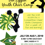 2019 Ben Lippen Youth Cheer Camp