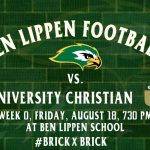 Falcon Football Opens Season vs. Florida's 2A Defending State Champions August 18