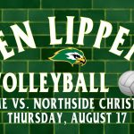 Falcon Volleyball Opens Season at Home Thursday