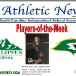 Falcon Kristy Carnes Earned SCISA Player-of-the-Week Honors