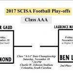 Falcon Football Hosts Laurence Manning in SCISA State Semifinal on Friday