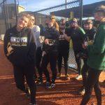2018 Falcon Softball Preseason Practice