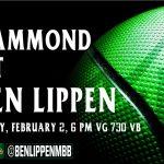 Falcon Basketball Host Hammond Friday, Feb 2