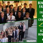 Ben Lippen State Champions Visits SC State House