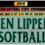 Falcon Softball Starts SCISA 3A State Tournament Friday, May 11