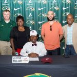Javian Bellamy Signs to Play Basketball at Erskine College